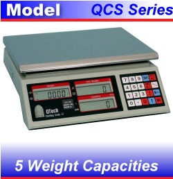QCS-3 High Resolution Counting Scale