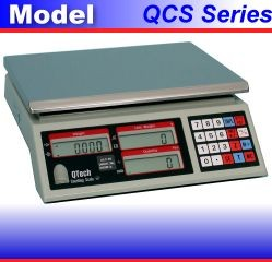 QCS Ticket Counting Scale